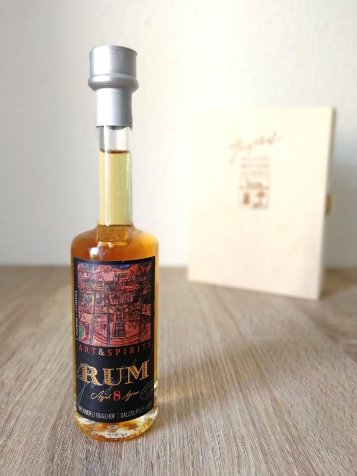 Brennerei Guglhof Art & Spirits Rum Aged 8 Years