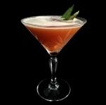 Caramel Manhattan Cocktail