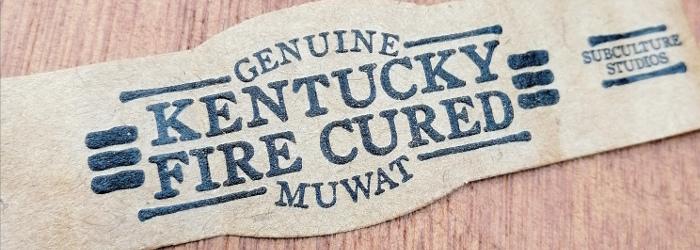 Drew Estate Kentucky Fire Cured Muwat Chunky Titel