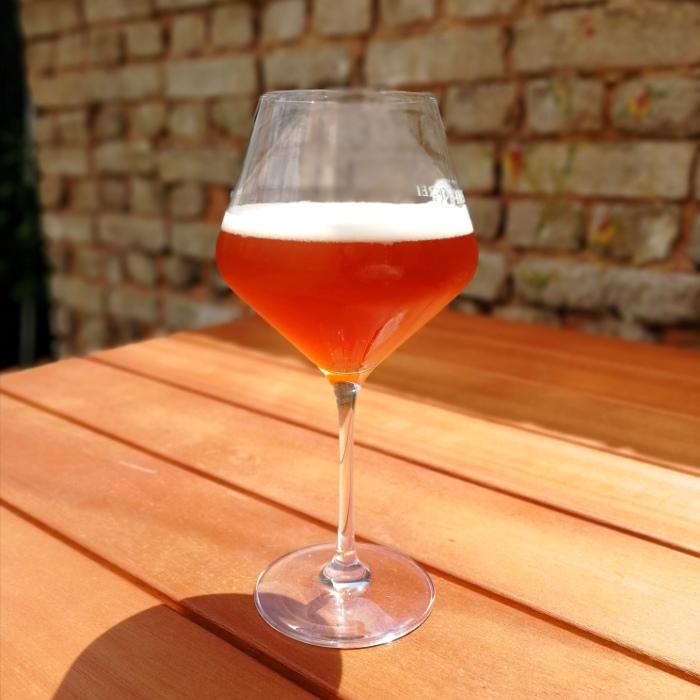 German Sky Bière de Saison Glas