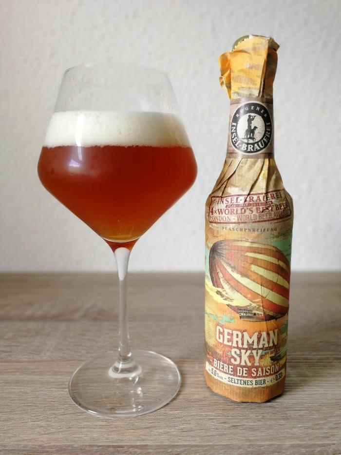 German Sky Bière de Saison