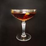 Martinez Pox Cocktail