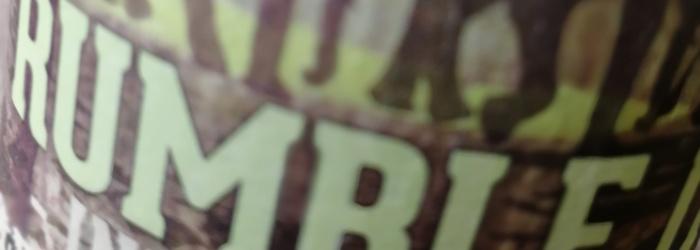 Rügener Insel-Brauerei Rumble IPA Titel