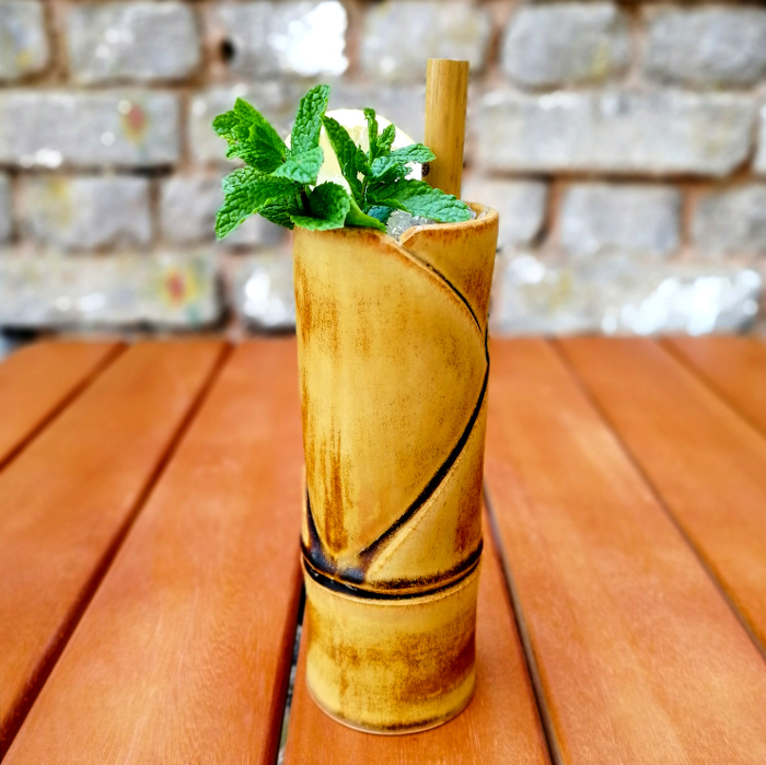 Sleeping Bamboo Cocktail