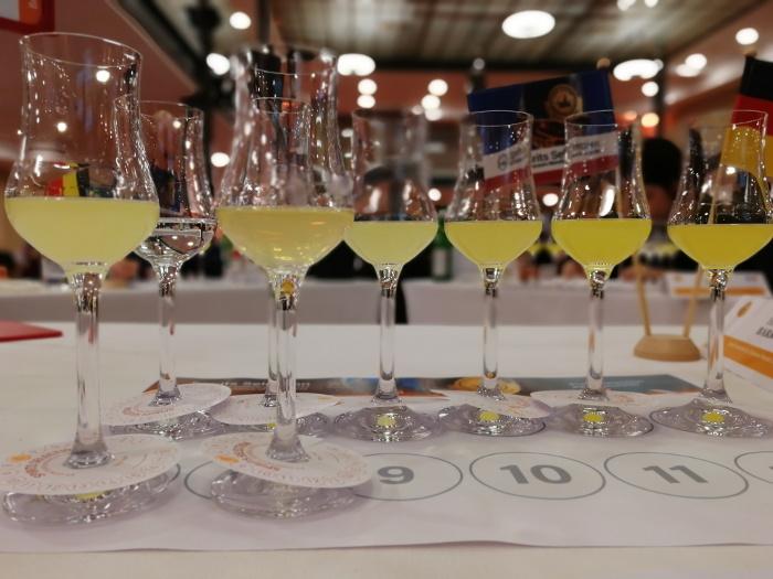 Spirits Selection by Concours Mondial de Bruxelles 2020 Zitronenliköre