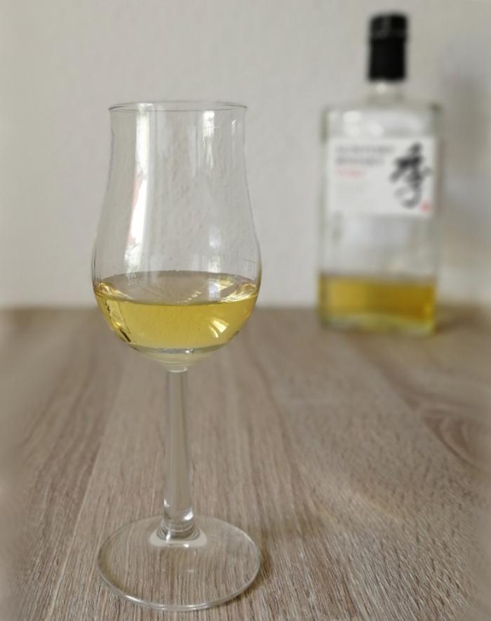 Suntory Whisky Toki Glas