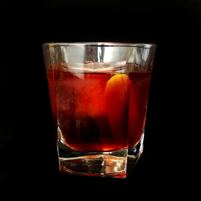 The Right Hand Cocktail