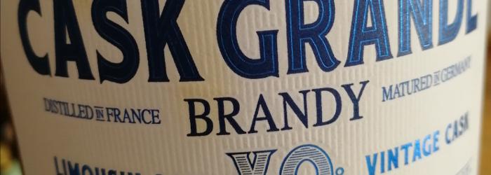 Wilthener Cask Grande Brandy XO Titel