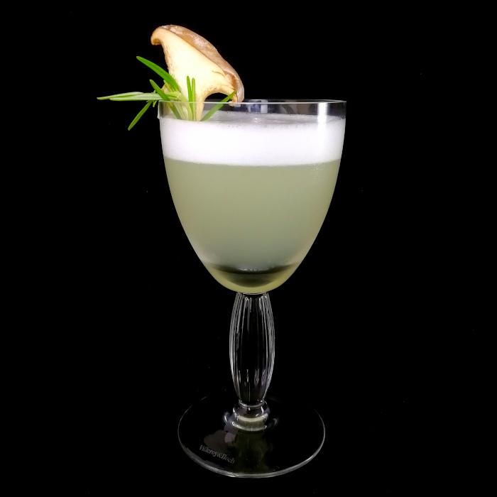 Porcino Sour Cocktail