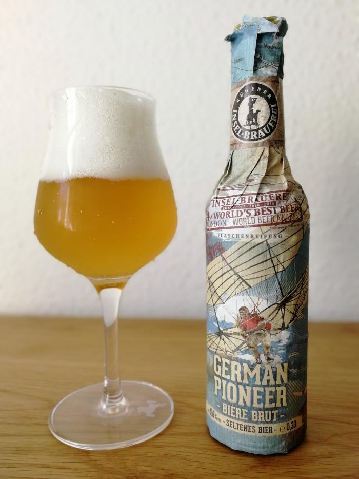 Rügener Insel-Brauerei German Pioneer Bière Brut