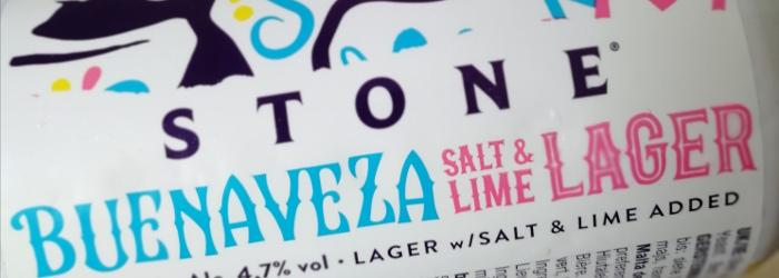 Stone Buenaveza Salt & Lime Lager Titel