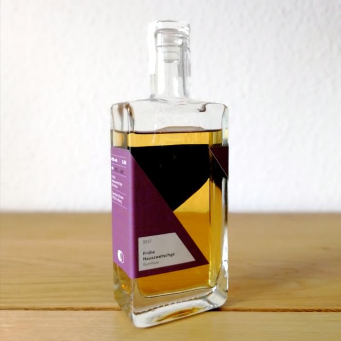 Destillerie Onsen Frühe Hauszwetschge (Rumfass)