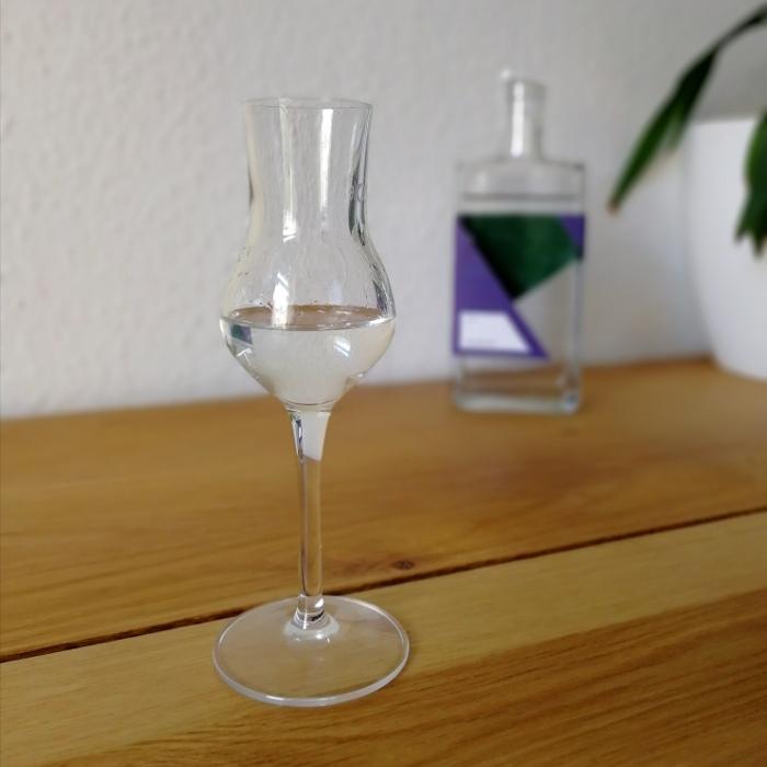 Destillerie Onsen Löhrpflaume Glas