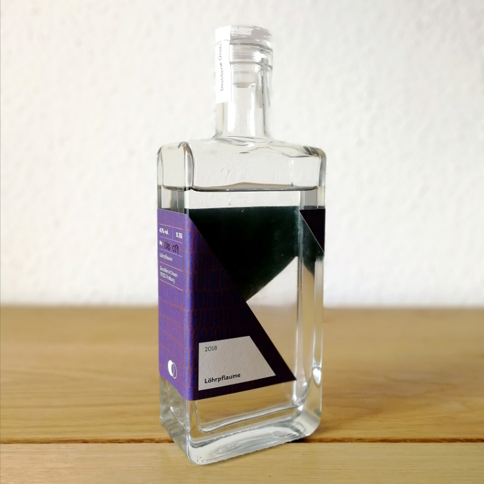 Destillerie Onsen Löhrpflaume