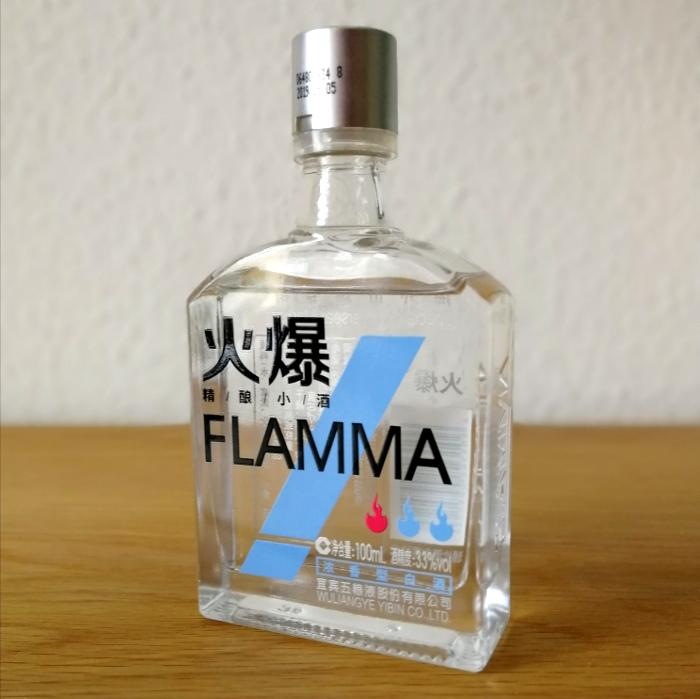 Wuliangye Flamma Blau