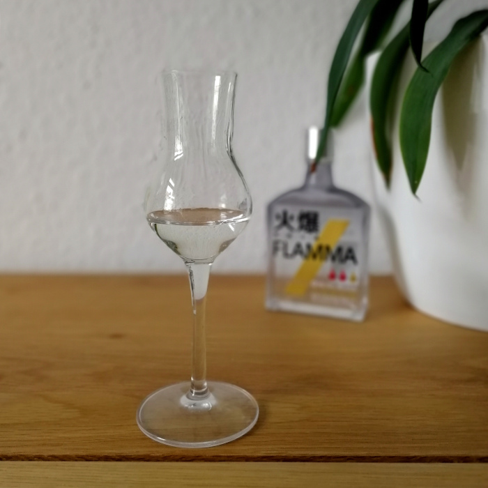 Wuliangye Flamma Gold Glas
