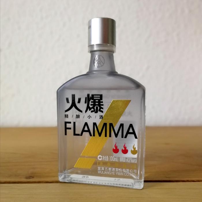 Wuliangye Flamma Gold