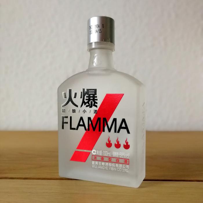 Wuliangye Flamma Rot
