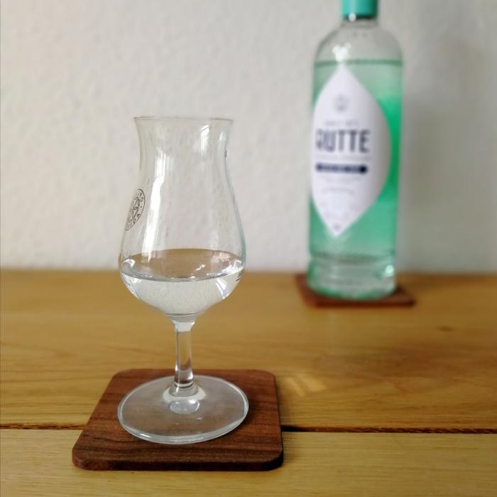 Rutte Dutch Dry Gin Glas